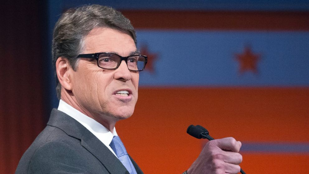 Perry Campaign Will Have 1 Paid Staffer in Iowa - ABC News ...