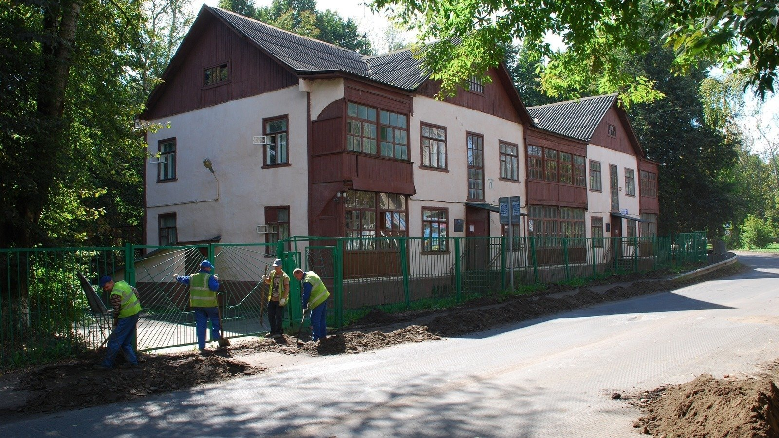 мотели в московской области