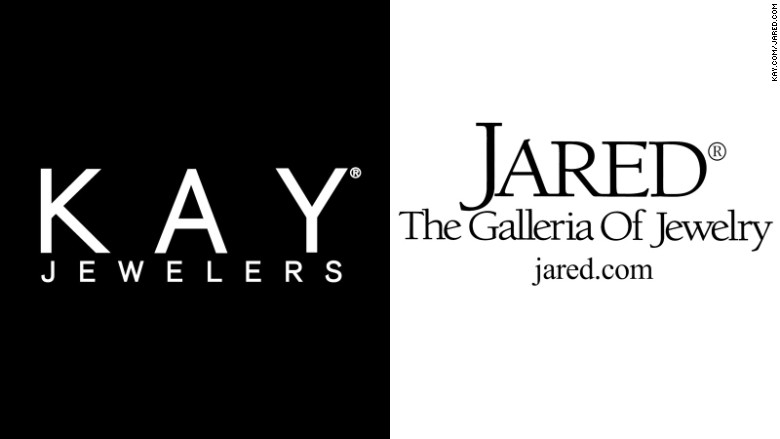 Company that owns kay and jared jewelry chains hit with for Jared the galleria of jewelry amherst ny
