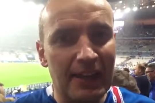 детское интерьвью после матча исландия франция белье