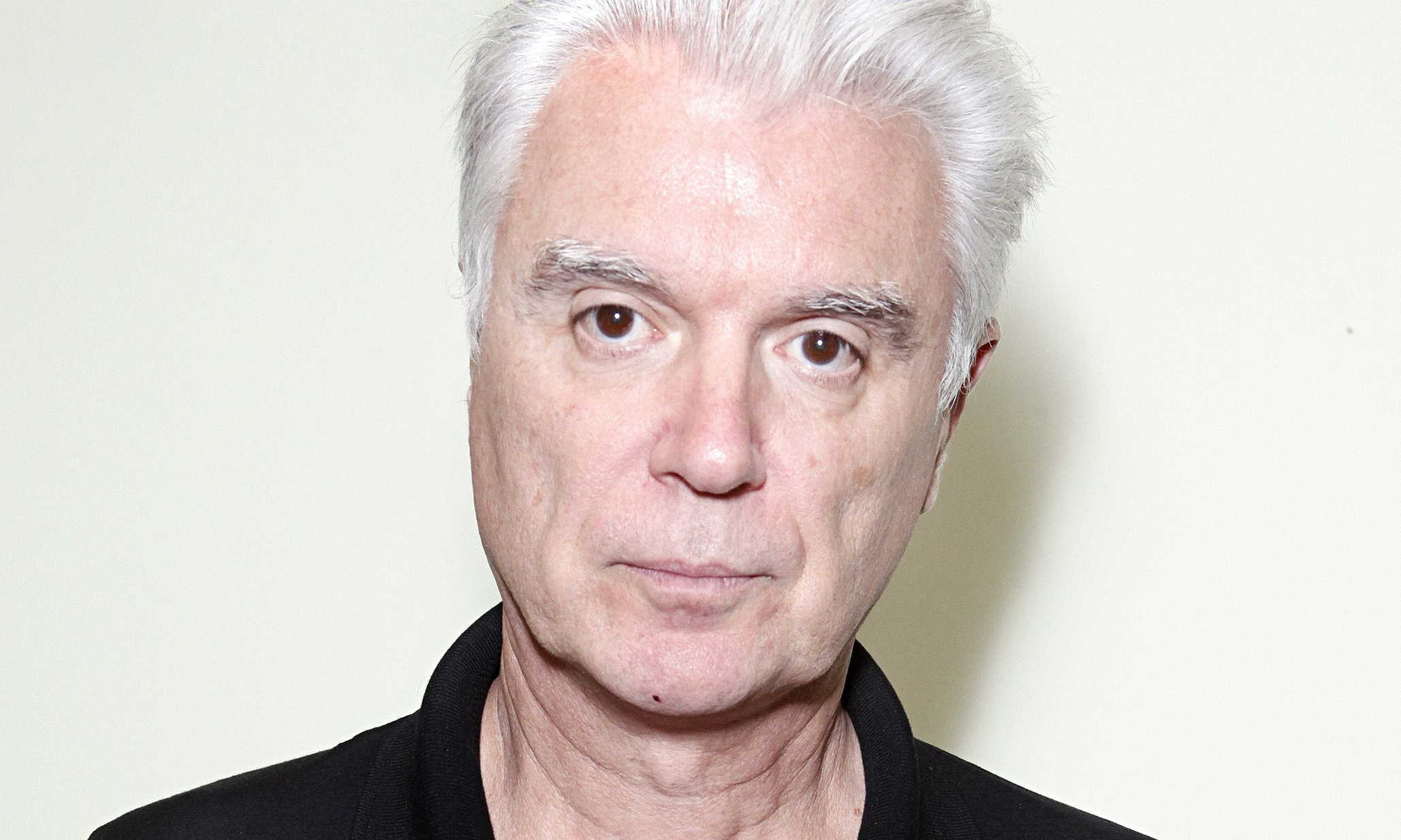David Byrne: come borrow a book from my Meltdown library ...