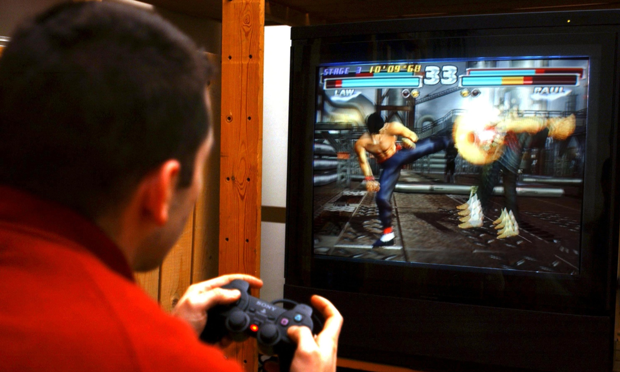 video game violence argument paper The argument became a common refrain after columbine mr trump is far from the first leader to argue that violence in video games or movies can lead to violence in the real world.