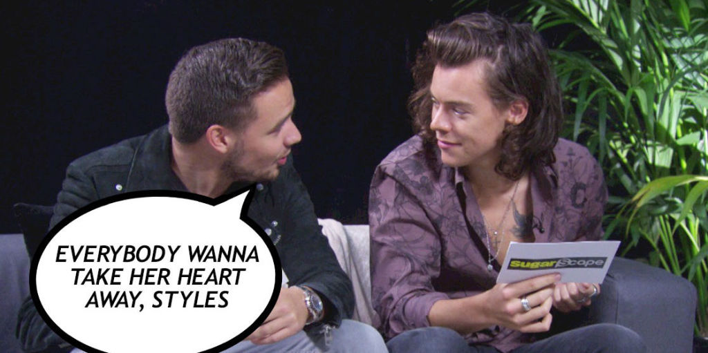 Quiz: Which Member Of One Direction Is Destined To Be Your Perfect Boyfriend? Play The Game At Sugarscape. Com 2