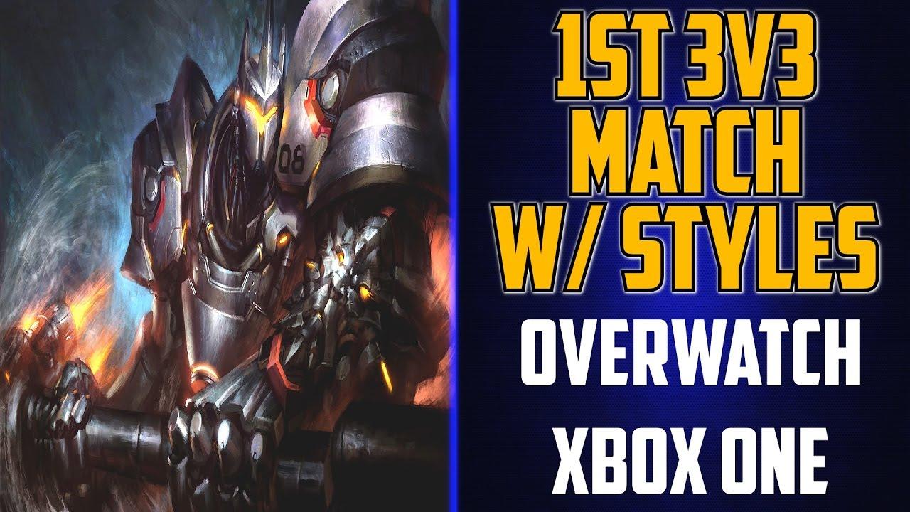 3v3 matchmaking overwatch
