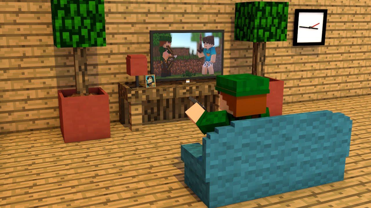 Minecraft PE 0.13.0 MODS DOWNLOAD: FURNITURE MOD ! - (Pocket Edition