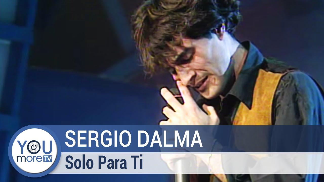 Sergio dalma t via dalma youtube - El jardin prohibido sergio dalma ...