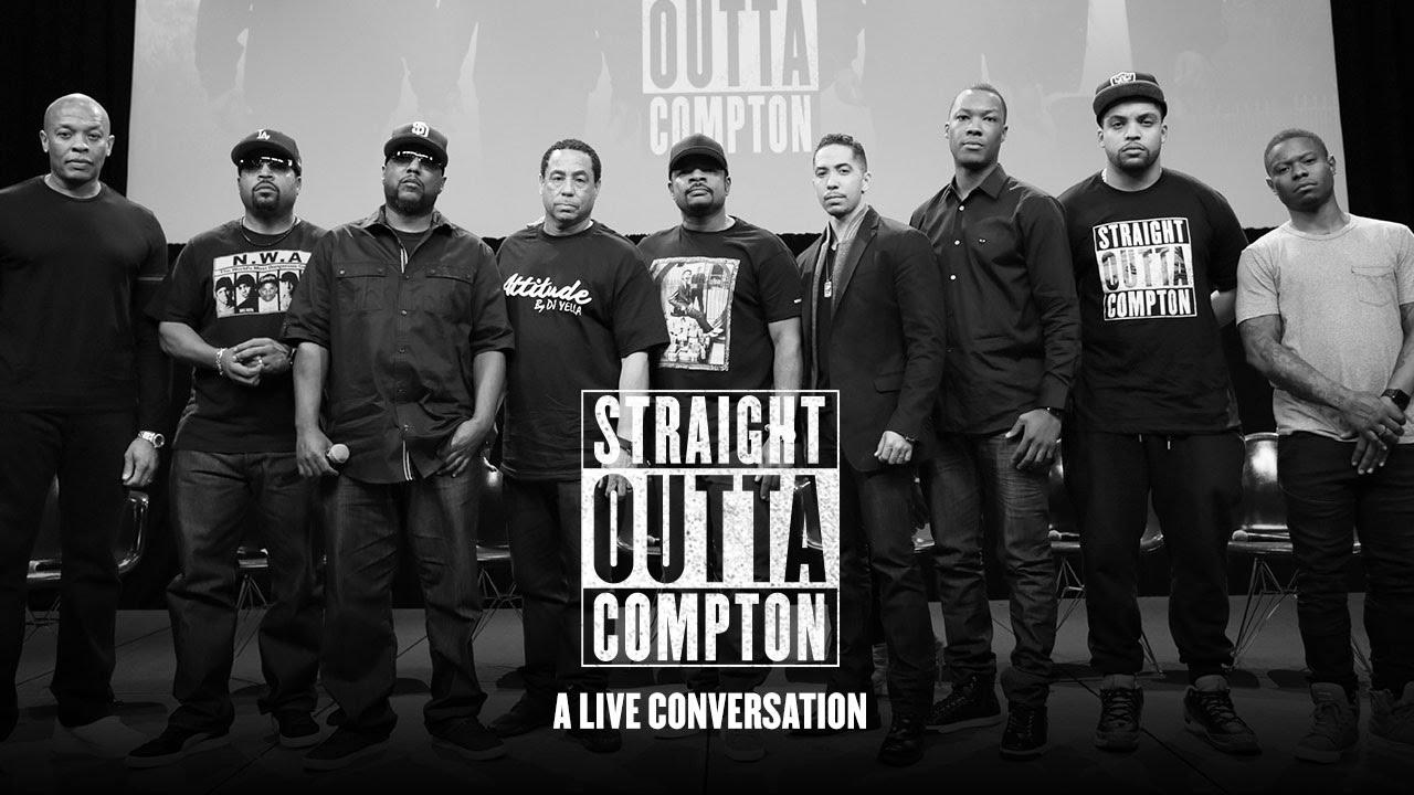 Straight Outta Compton Wallpaper Straight Outta Compton a
