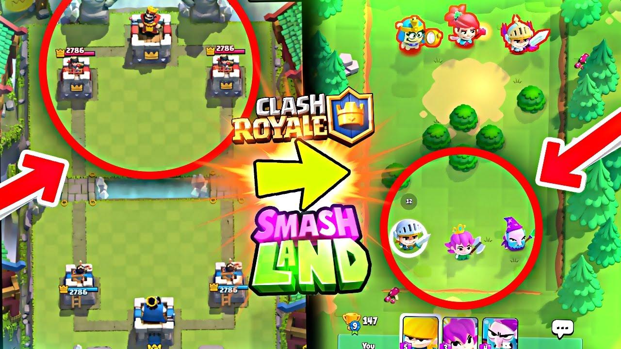 Clash Royale 3d Youtube Linkis Com