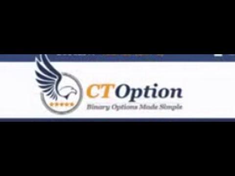 Ct options trading