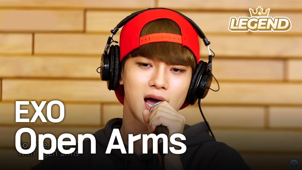 Global Request Show A Song For You Open Arms By Exo