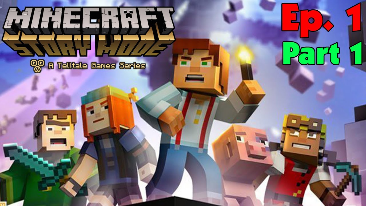 Minecraft: Story Mode - A Telltale Games Series ... - IMDb