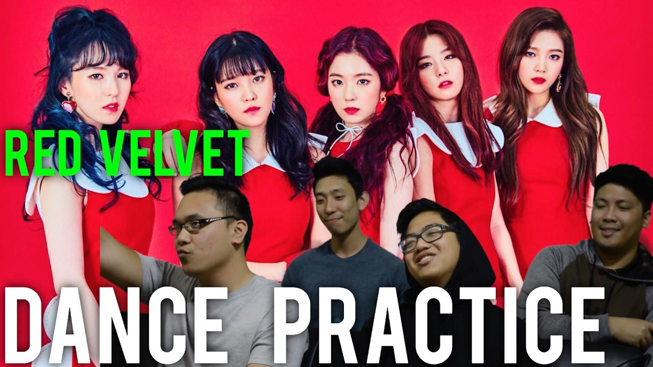 SF9 Roar Dance Practice Valentine's Day Ver Reaction ...