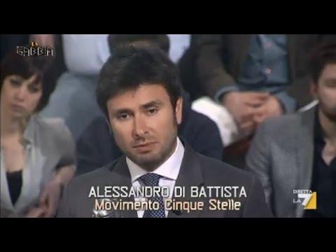 Alberto airola m5s l 39 aria che tira i condannati for Youtube la gabbia