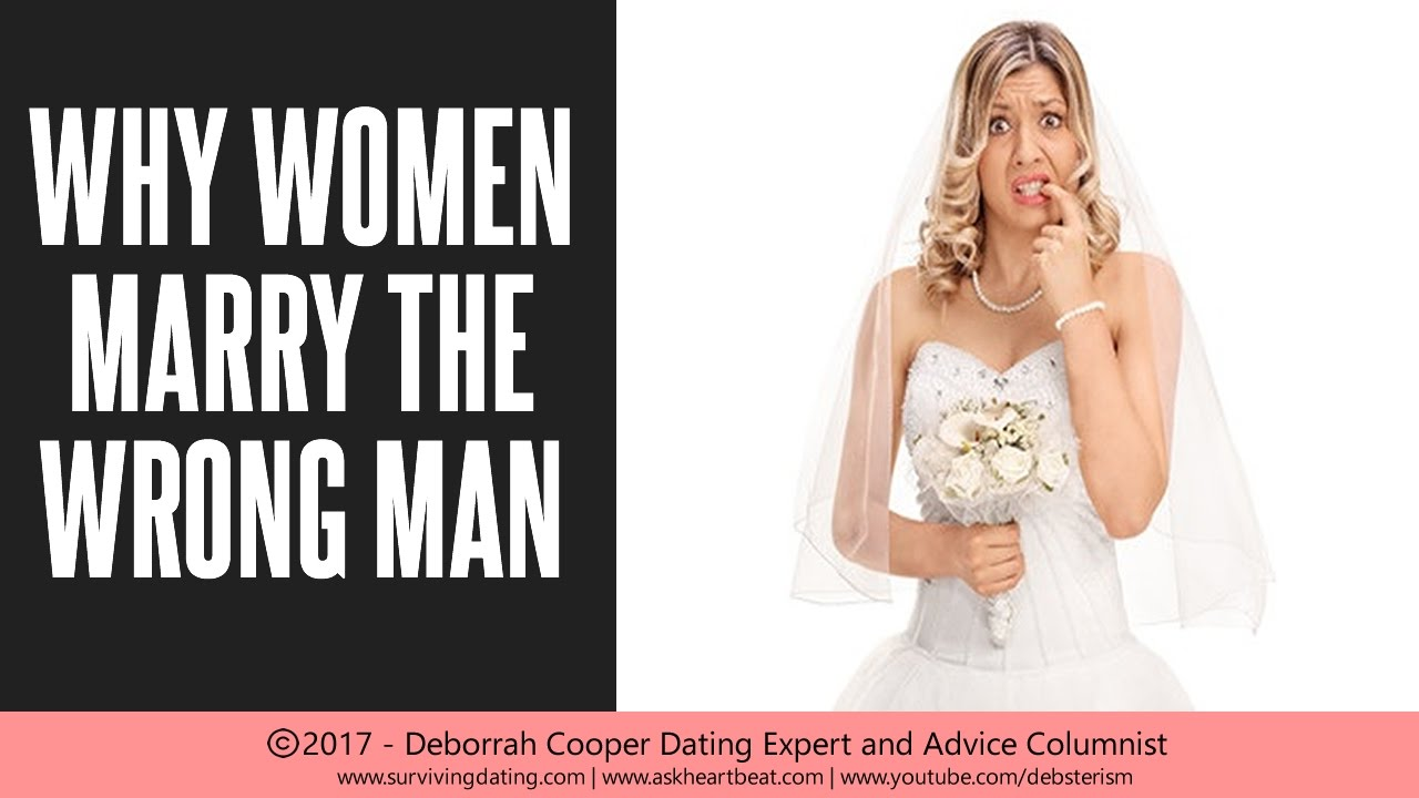 this admits knew married wrong woman