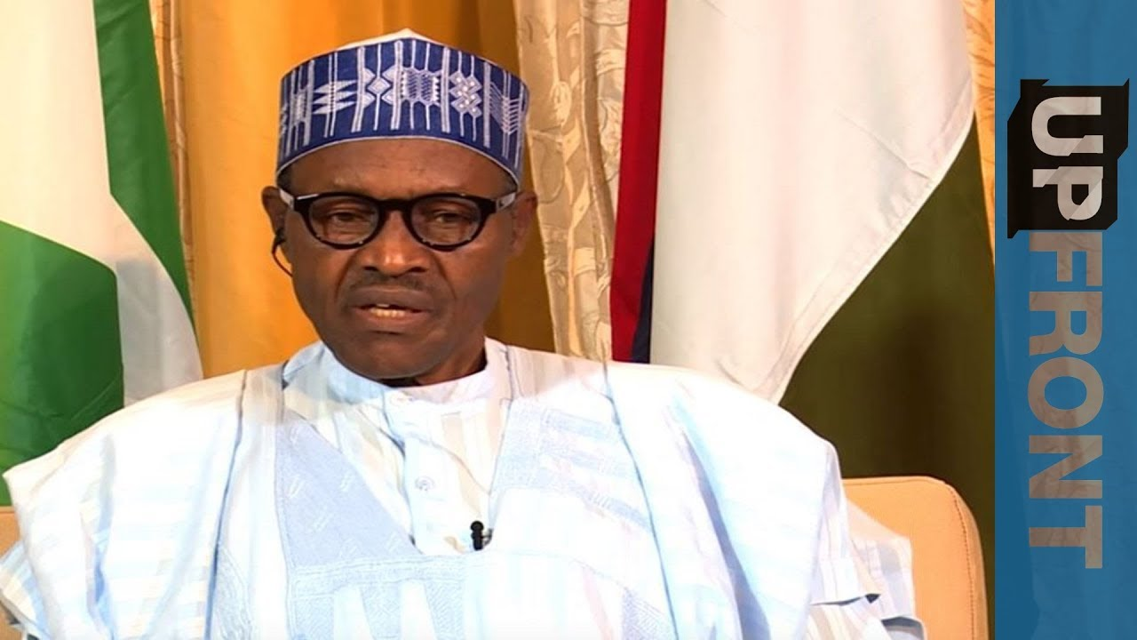 Do You Think Buhari Would Be Able To Defeat Boko Haram? Watch His Interview With Aljazeera
