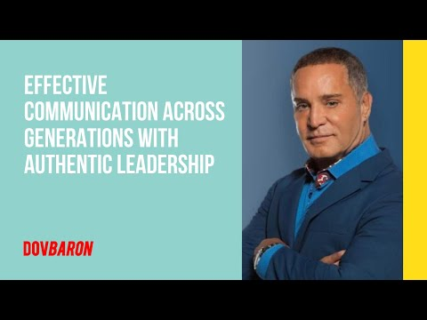 leadership and generational communication Generations at work we then promote generationally conscious communication and why choose this leadership module most generational diversity.