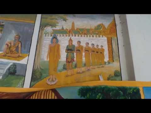 Phra that srikhun wat dan sao khoi na kae district nakhon for Lil yachty mural