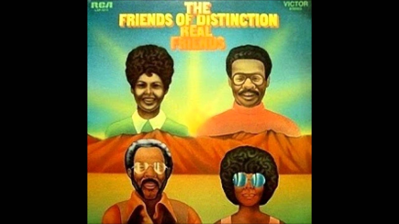 The Friends Of Distinction Going In Circles Youtube