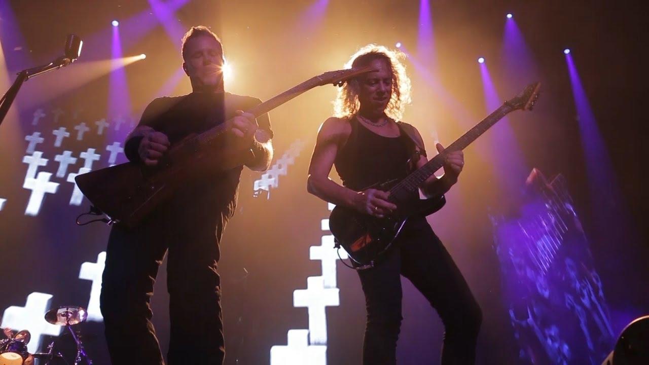 Metallica: Whiskey in ...