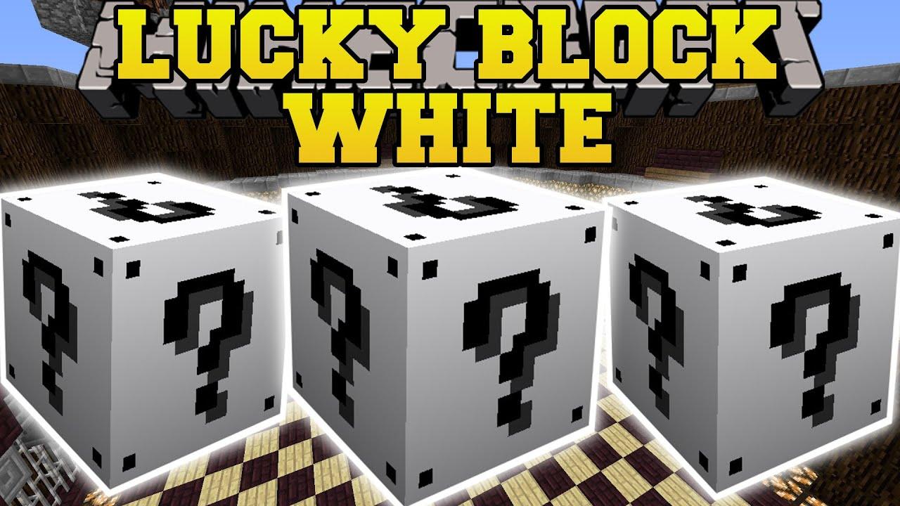 скачать lucky block для minecraft 1.7.10 на русском