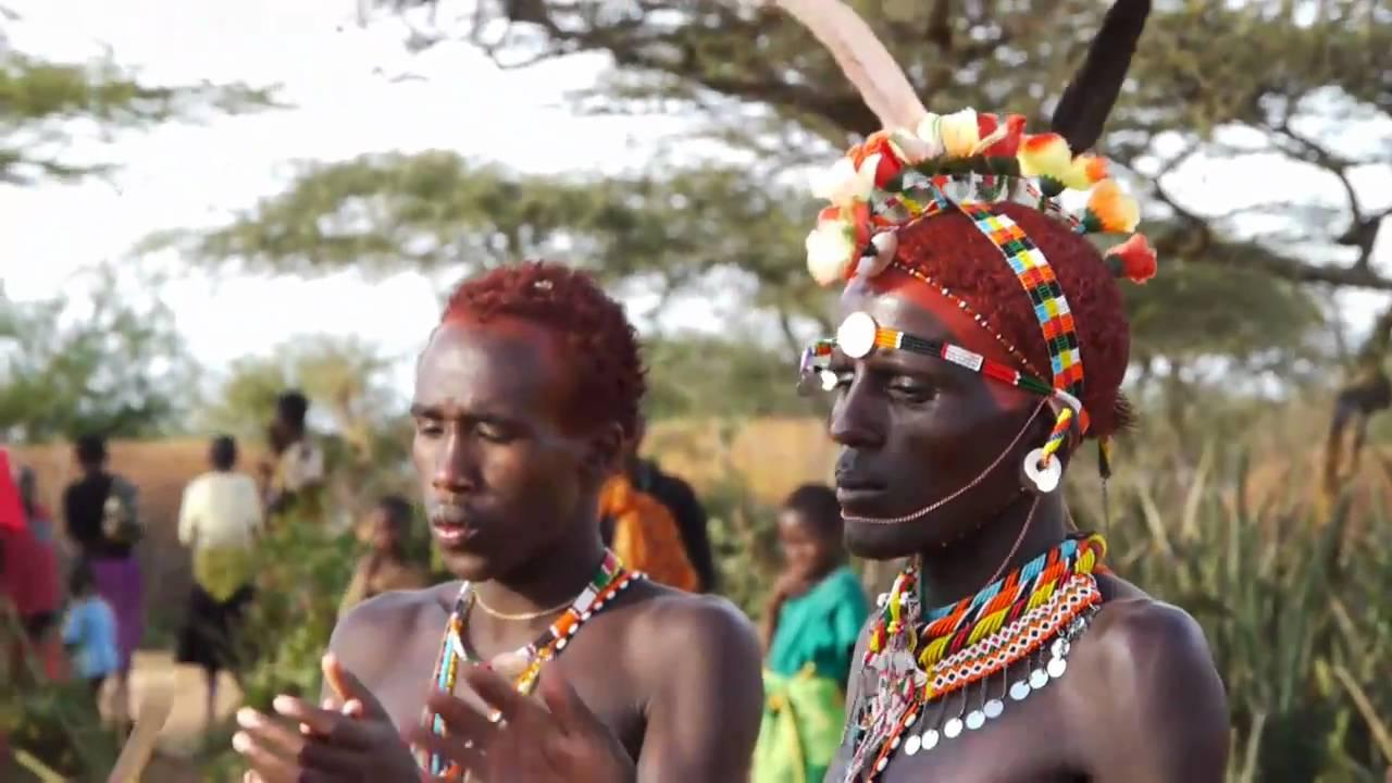 Видео сексуальных обычаев африканских племен (перепутал