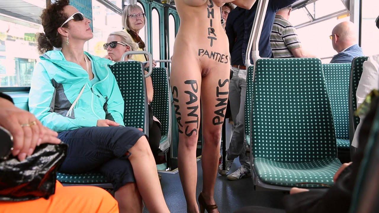 Смотреть озабоченные в автобусе 6 фотография