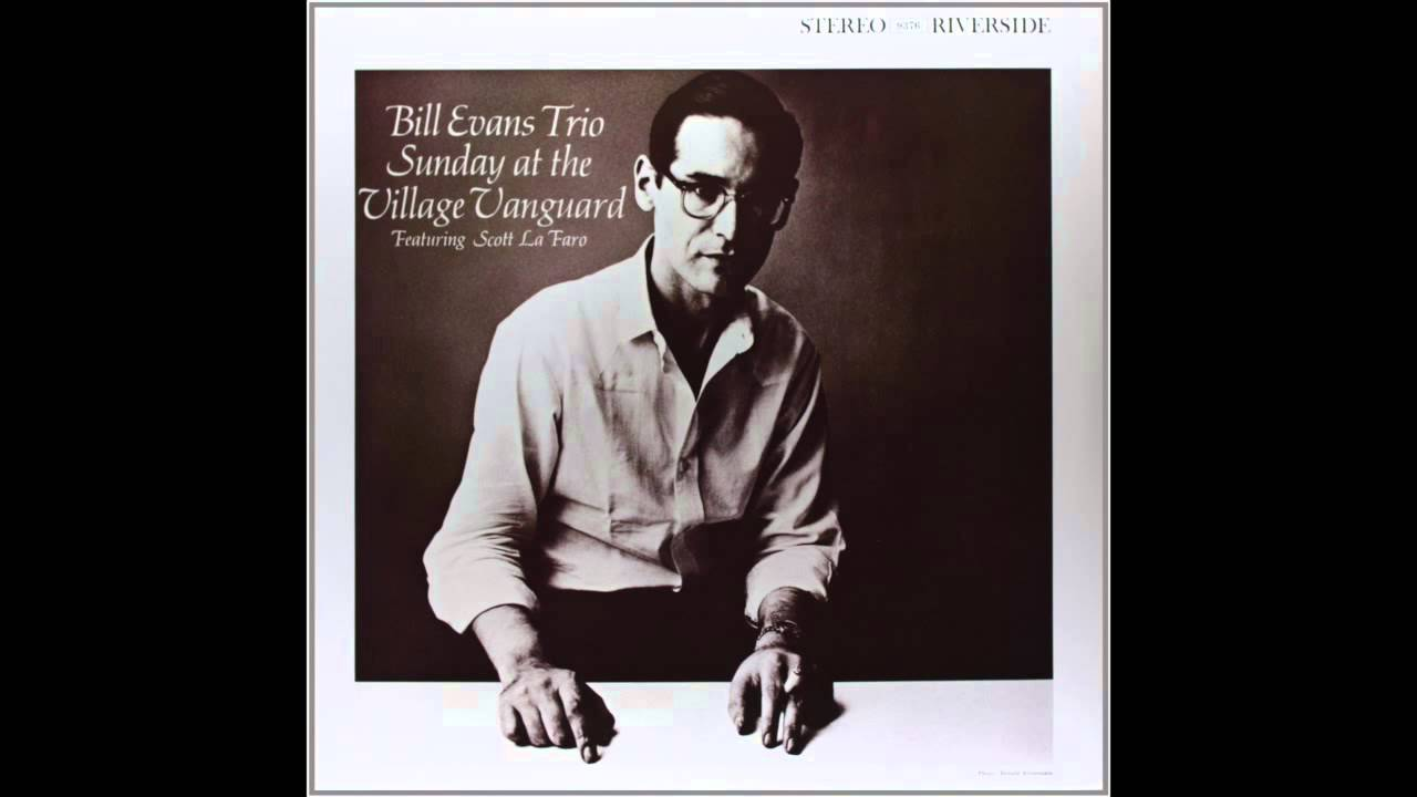 bill evans live at the village vanguard 1961