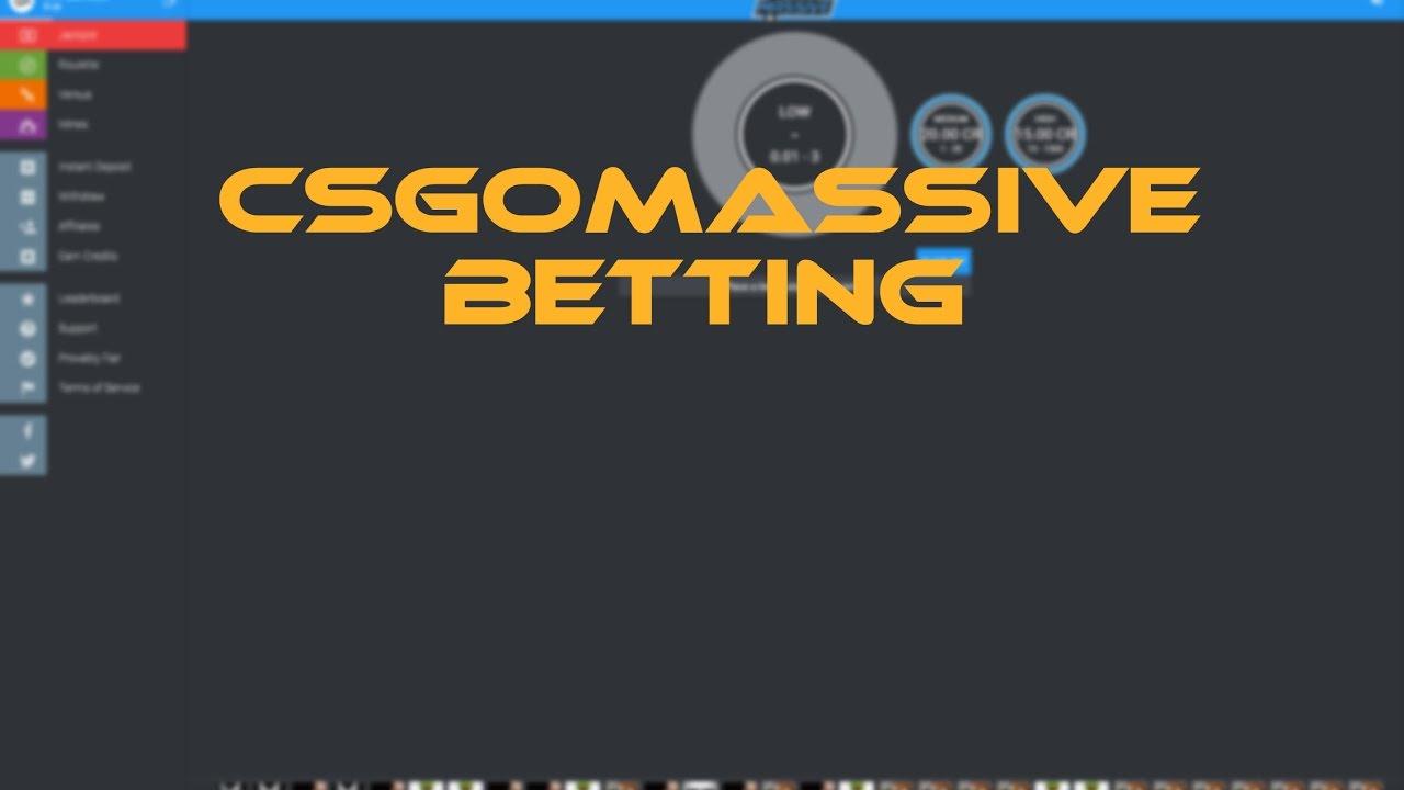 All csgo betting sites premium roulette csgo500