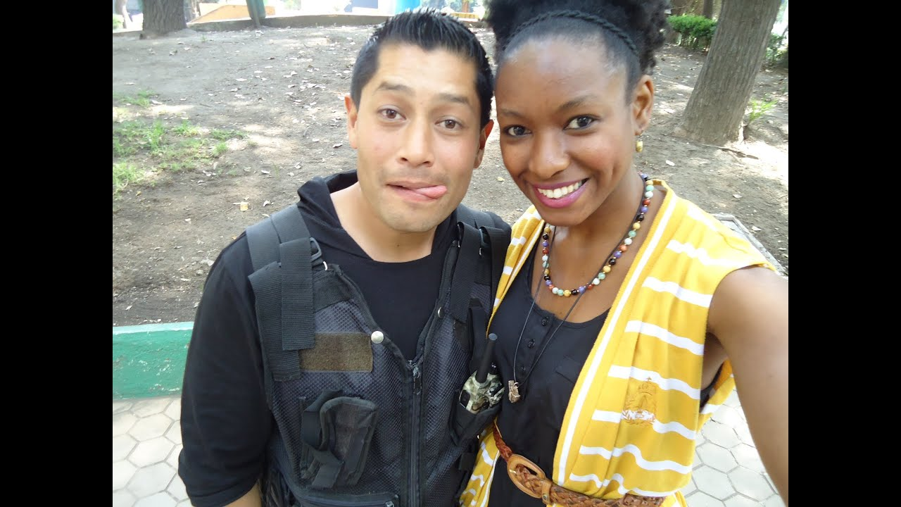 Mexican dating black girl