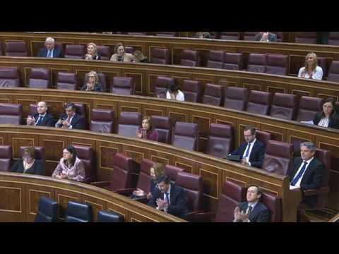 Comparecencia hoy en el congreso de los diputados del for Comprobar clausula suelo