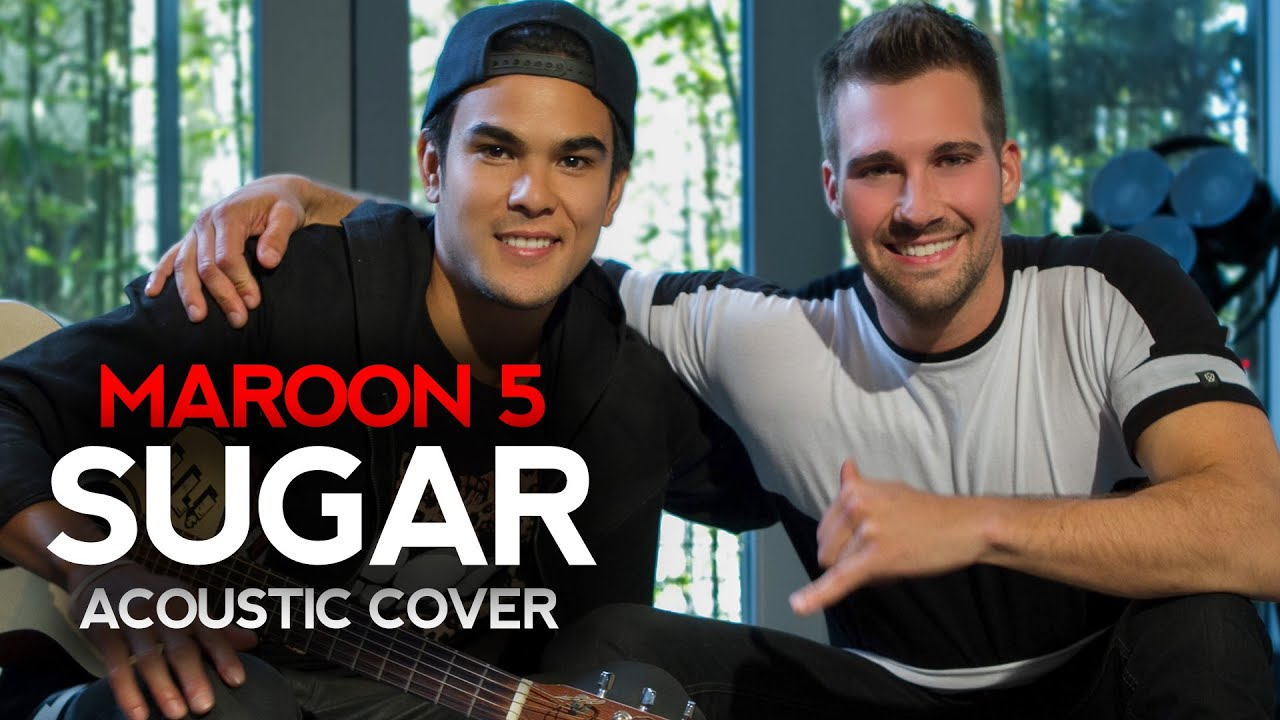 Maroon 5 - Sugar - Acoustic Cover by @JamesMaslow ...