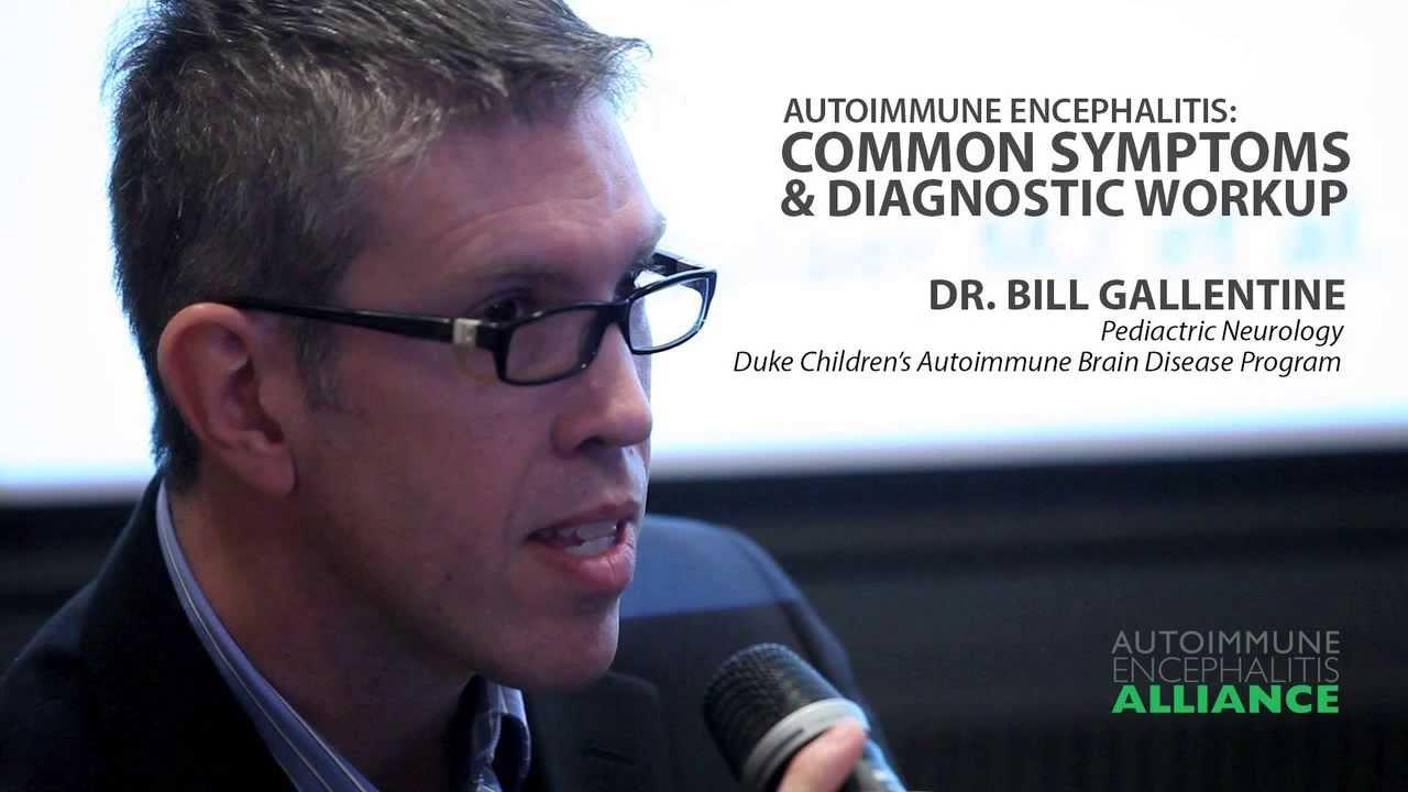 Autoimmune Encephalitis Common Symptoms Amp Diagnostic