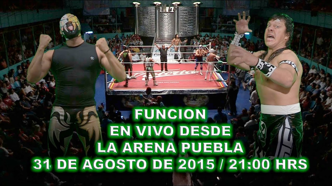 lucha libre en vivo - HD1897×1066