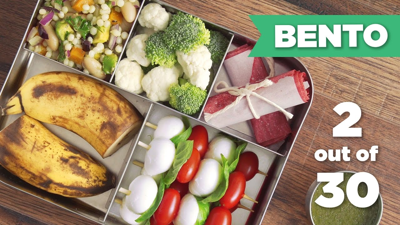 bento box healthy lunch 24 30 vegetarian mind over munch youtube. Black Bedroom Furniture Sets. Home Design Ideas