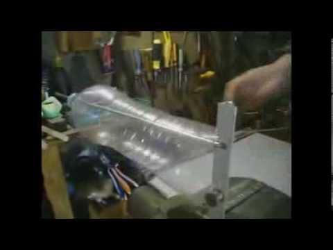 Как сделать станок для резки пластиковых бутылок